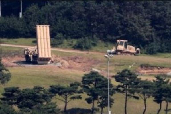 No discussions on possible location shift of THAAD launchers in S. Korea: defense ministry