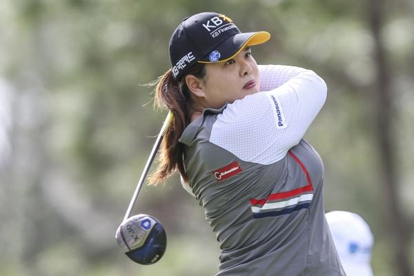 S. Korea's Park In-bee captures 20th career LPGA win in Australia