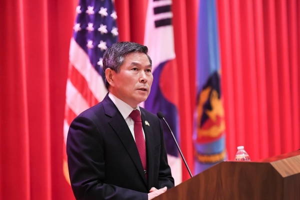 Cancellation of single exercise would not affect Korea-US joint posture: defense chief