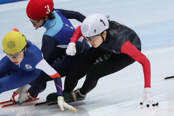 Short track worlds pushed to year's end due to coronavirus