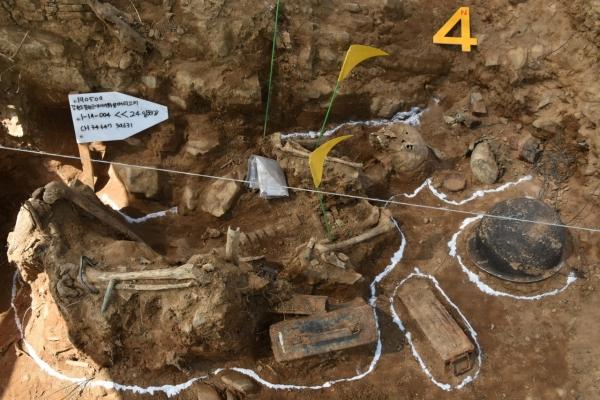 S. Korea identifies 4 Korean War soldiers from remains found in DMZ