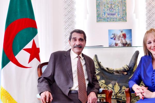 [Herald Interview] Women a pillar of modern Algeria, says ambassador