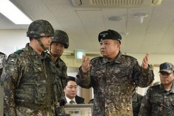 JCS chief orders commanders to strengthen guard duty following series of security breaches