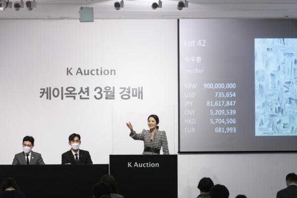 Art auction markets perform well despite COVID-19 threat