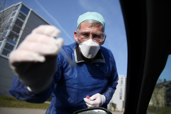 [Newsmaker] Germany bets on S. Korean model in virus fightback