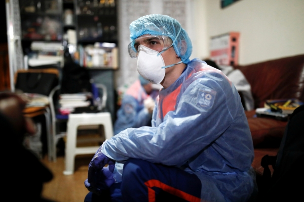 France asks South Korea to share knowhow from fight against coronavirus
