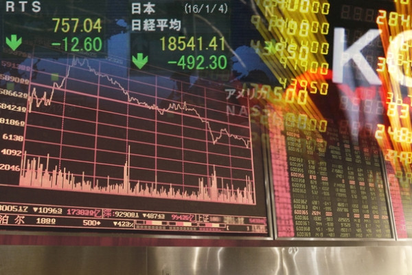 Are chaebol owners making use of stock plunge for succession plans?