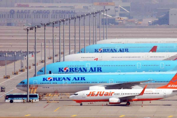 Korean Air calls for 6-month work stoppage for 70 pct of workforce