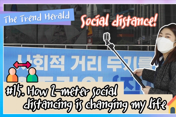 [Video] How social distancing works in Seoul