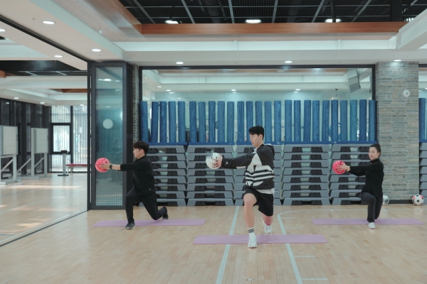 Son Heung-min, other athletes provide indoor exercise videos
