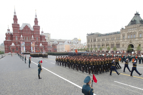 [Photo News] Russia celebrates VE Day