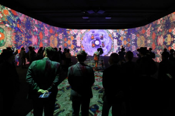 Cultural artifacts brought to life with immersive digital technology