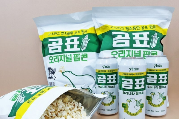 Korean foodmakers roll out offbeat products via co-branding