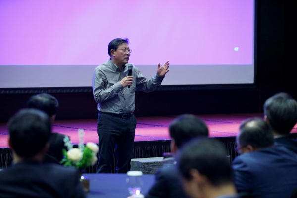 GS chairman highlights innovation in line with external changes