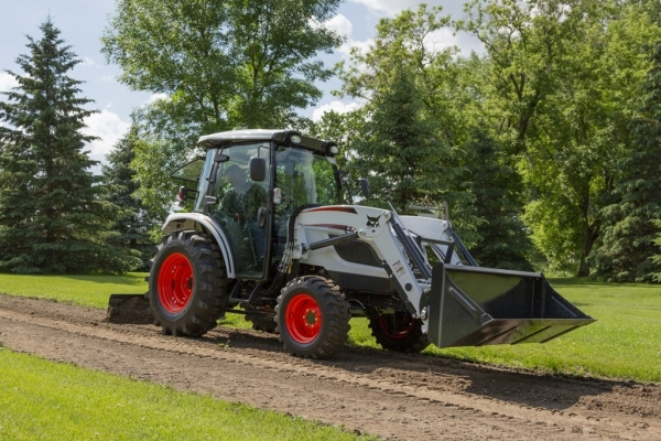 Doosan Bobcat basks in robust sales in N. American tractor market
