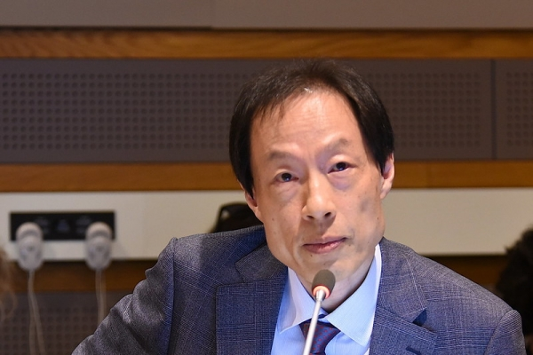 [Herald Interview] 'Korea demonstrated global citizenship in times of COVID-19, but there's room for improvement': APCEIU chief