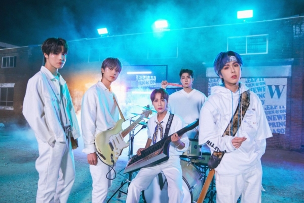 [Herald Interview] Onewe still adapting to idol system, but have never been happier to do music
