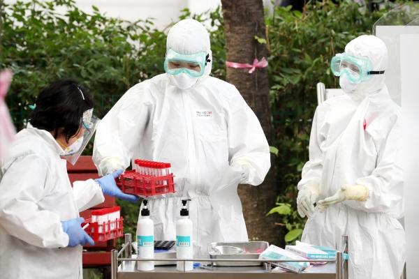South Korea reported 28 new coronavirus cases