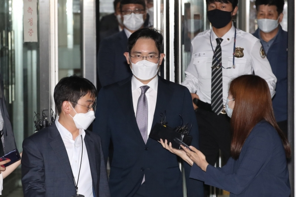 Prosecution's committee to decide on validity of probe into Samsung heir Friday