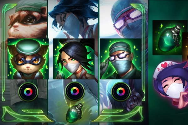 Riot Games starts fundraising for COVID-19 relief