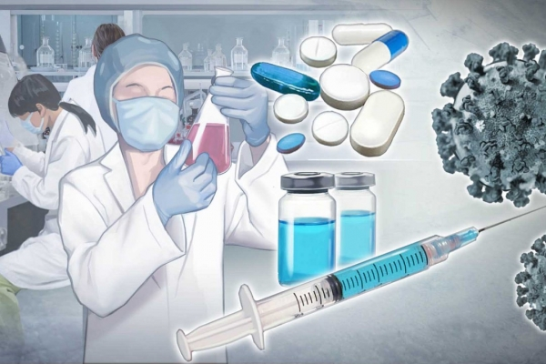 15 COVID-19 treatment drugs, vaccines get nod for clinical trials in S. Korea