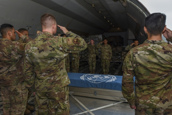 Remains of 6 fallen UN service members from Korean War repatriated to Hawaii