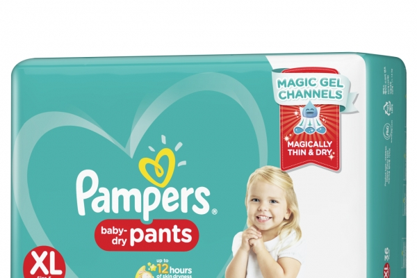 [Best Brand] Pampers appeals to parents with quality, consumer campaigns