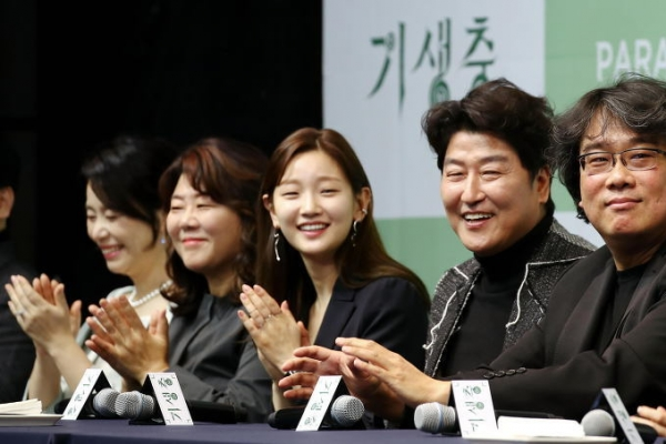 'Parasite' cast, crew invited to join academy
