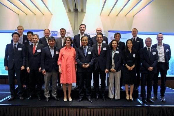 ZEISS Korea President Peter Tiedemann elected to lead KGCCI