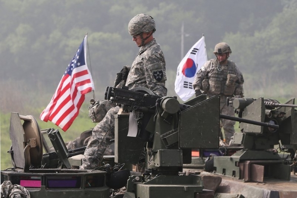 S. Korea, Washington mull canceling joint military drills: sources
