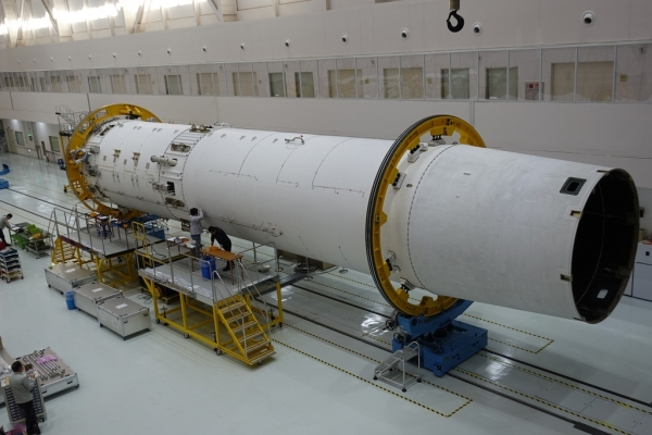 First-stage engine test for KSLV-2 rocket set for later this year: KARI