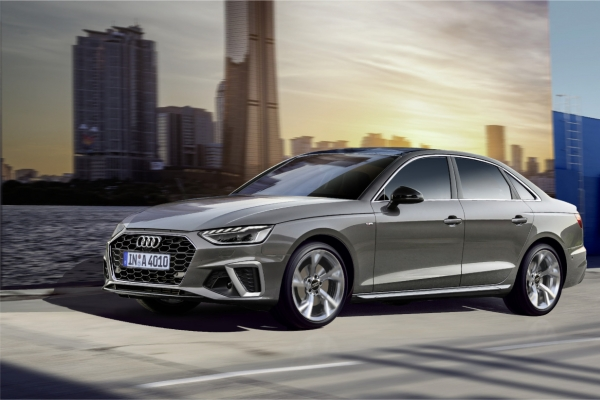 New Audi A4 picked as car of month: KAJA