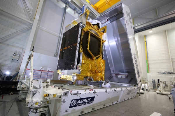 S. Korea's first military satellite could be launched next week: reports