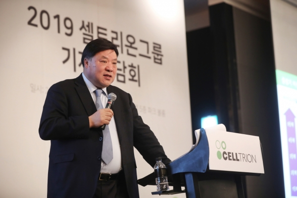 Celltrion chief enjoys biggest gain in stock value in H1