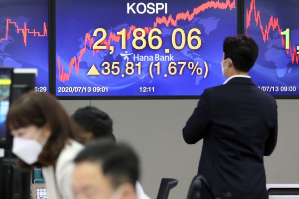 Seoul stocks up on further stimulus hopes