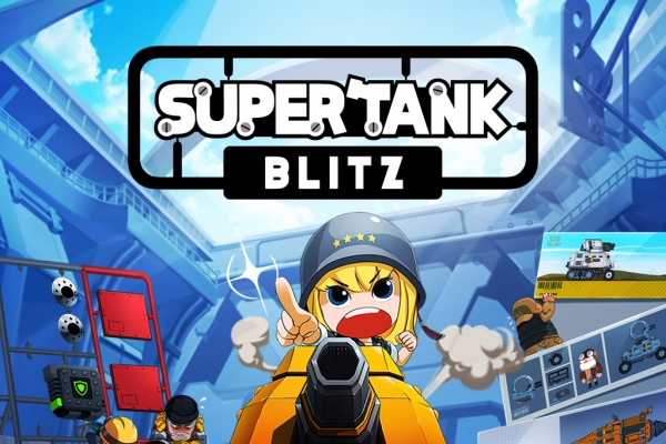 [Time to Play] Super Tank Blitz, Smilegate's creative game that lacks details