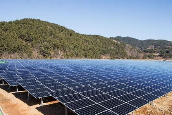 In terms of renewable energy usage, Korea lags behind most of the world