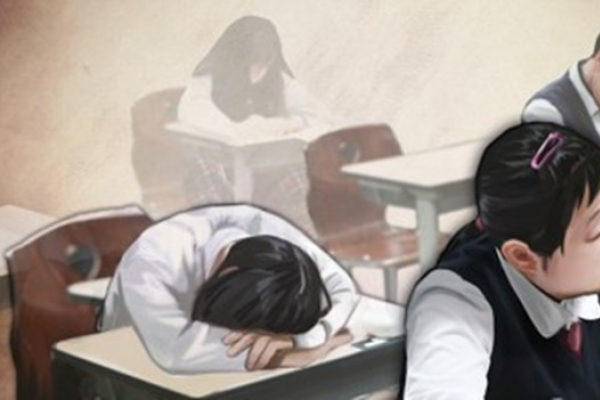 S. Korean teens suffer from lack of sleep, survey finds