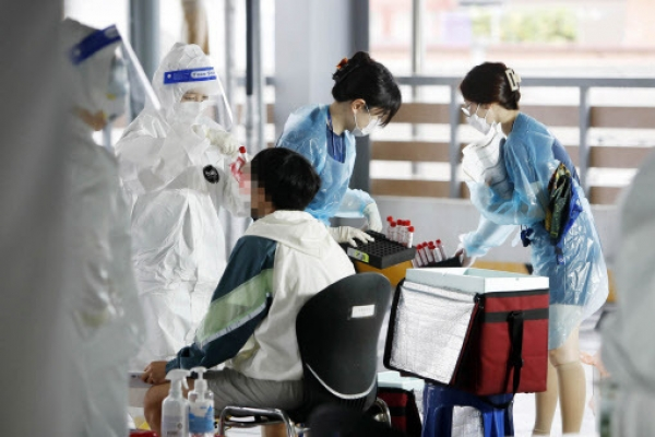 KCDC becomes external agency responsible for infectious disease control
