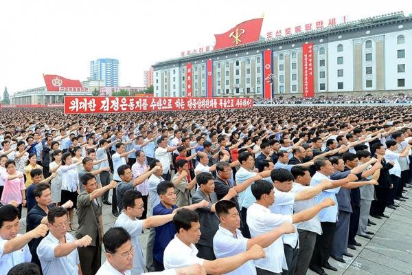 Flood alerts issued along 3 North Korean rivers: NK media