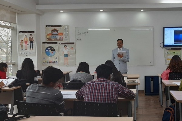 Korean to be taught as foreign language at India's schools