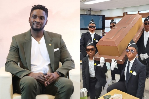 [Newsmaker] Ghanaian TV personality speaks up against racism in Korea, sparks controversy
