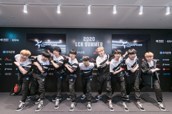 Four teams qualify for LCK playoffs while AFS likely to take last spot