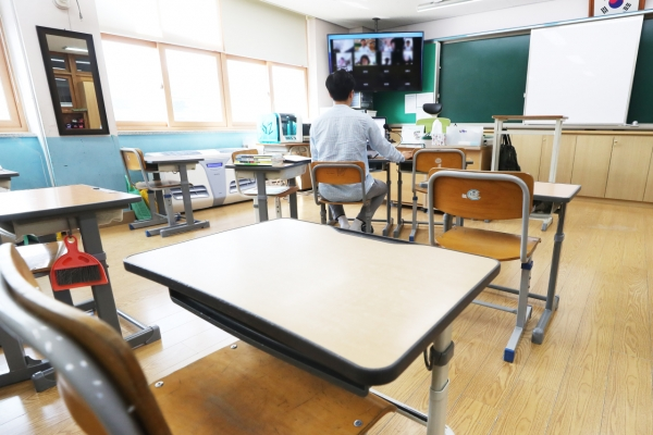 Hopes dashed for 'normal' school life