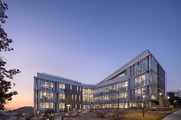 Seoul Foreign School recognized for its architectural design
