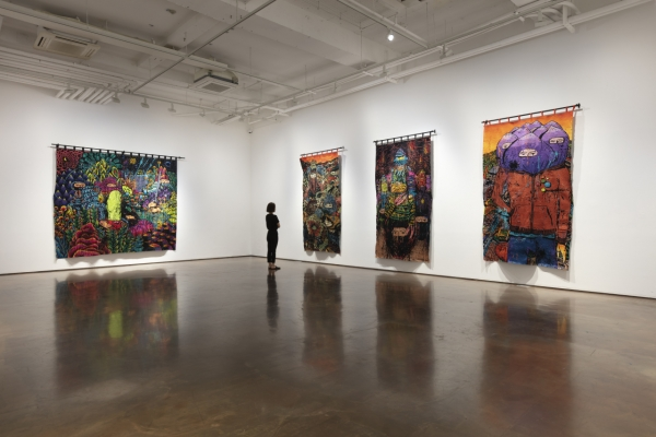 Indonesian visual art talks about war, peace in Seoul