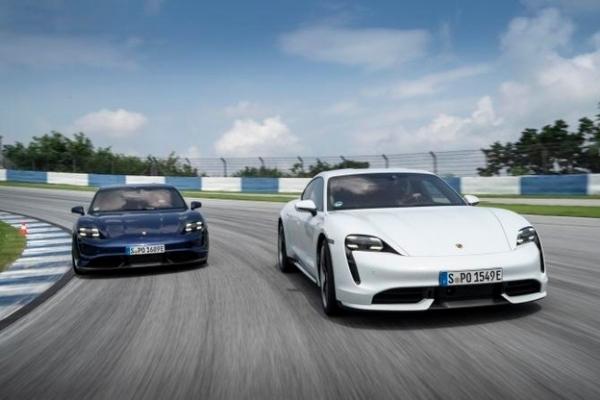 [Behind the Wheel] Porsche's first EV Taycan brings best of all worlds