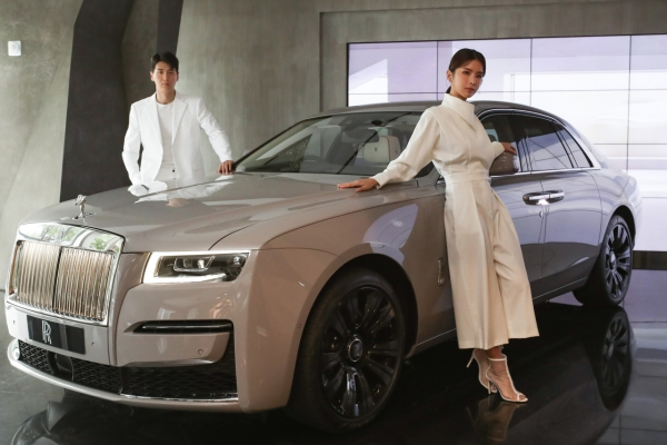 [Photo News] New Rolls-Royce Ghost