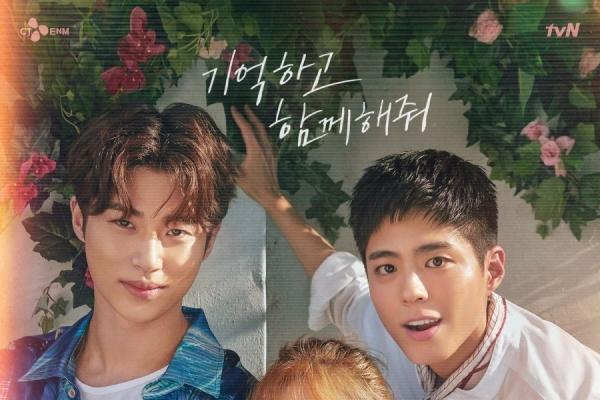 Park So-dam, Park Bo-gum's 'Record of Youth' kicks off