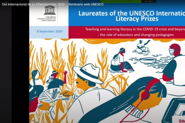 Nepalese, UK groups win UNESCO King Sejong Literacy Prize